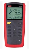 Free shipping Brand New UNI-T UT323 Contact LCD Digital Thermometer T1 Input