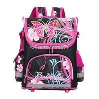 Kids Waterproof Orthopedic Backpack Monster High WINX Princess Sofia the First Schoolbag Satchel Children School Bags for Girls