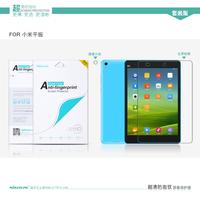 free shipping Nillkin super clear anti-fingerprint screen protector film for Xiaomi Pad MiPad Mi Pad
