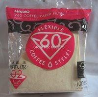 Hario V60 Coffee Paper Filter #2 100PCS