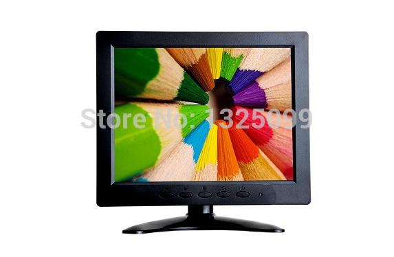 new! 8 inch hdmi Monitor vga/hdmi/av/bnc in(China (Mainland))