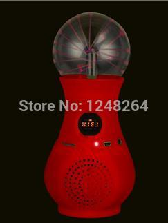 product Built-in battery plasma moodle speakers/produce reactive oxygen species improve health functions