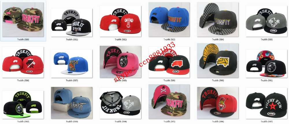 Trukfit hat bomb flat along the cap hiphop skateboard lovers baseball cap hiphop cap male millinery(China (Mainland))