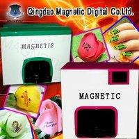 beauty shop fashion digital nail art printer 5 nails one time