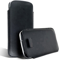 2014 new 1pcs bulk novelty PU Leather Pouch Case Bag for highscreen Zera F Cover with Pull Out Function phone cases