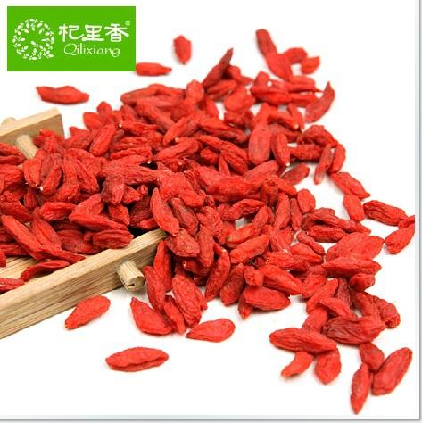 hot Promotions Organic Dried Goji Berries 250g Pure Goji Berry Brand Ningxia Wolf Berry Goji Herbal