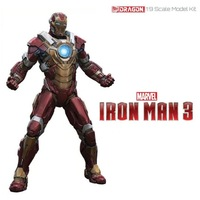[2014 new hot sale ] Drago  marvel 1/9 Iron Man ironman3 broken heart who assembled model paperback edition