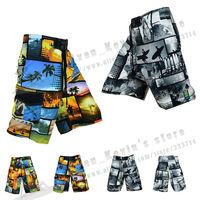 Brand 2014 man bermudas Shorts men swimwears mens surfing swim men a boardshorts beach shorts surf bermuda surfing Beach