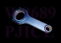 d15 forged connecting rodsports motor turbo boost engine turbo kit charger jdm v-tec vtec 4340 crankshaft connecting rods bielas