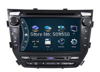 Free ship!Car DVD Wince 6.0 With GPS Navigation,FM/AM,Bluetooth For FAW BESTURN B50 Russian Navitel Map