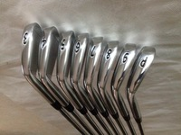 1 Set A.P.2 714 golf irons (3-9,P  8pcs full set) with R/S Steel shaft and free headcover freeshipping