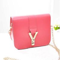 2014 Hot  mushroom candy color PU small bags y decoration shoulder bag mini bag women's handbag small bag