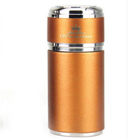 microlitic male stainless steel vacuum cup kung fu cup glass vacuum cup 360ml