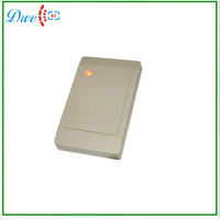 Free shipping wholesale 125khz em id rfid reader wiegand 26 bits wiegand 34 bits door access control system