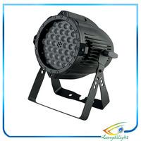 3W*18 RGB 3in1 LED Par64 Stage Light DMX512 led stage lighting