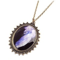 2014 New Hot Fashion Romantic Gem gold-plated Chain  Vintage Feather Vintage Style Pendant Necklace women's jewelry JN_D_0013