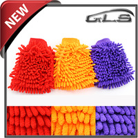 Free Shipping Car House Washing Glove Chenille  Cleaning Glove glass washer glove home cleaning tools glove for wash