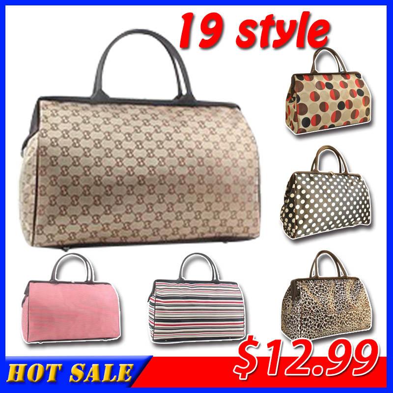 2014 grande capacité de qualité pour les femmes sacs de voyage sac de bagage une épaule croix.- le corps des hommes voyage sac à bagages