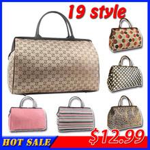 2014 large capacity high quality women travel bag luggage bags one shoulder cross-body men travel luggage bag(China (Mainland))