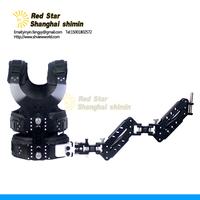 1-7kg Pro Carbon Fiber Steadicam Steadycam Stabilizer Video Camera DSLR Vest & Arm II