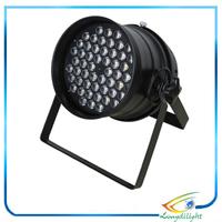 New 2014 Professional 54*3W RGB LED PAR stage light Effect Light DMX512 for Disco DJ Party Show