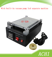 The latest version with built-in vacuum pump lcd separate lcd screen separator for phone rapair