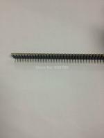 2.54x7.00mm Round Female  header 1x40P Single Right Angle Plating:Tin