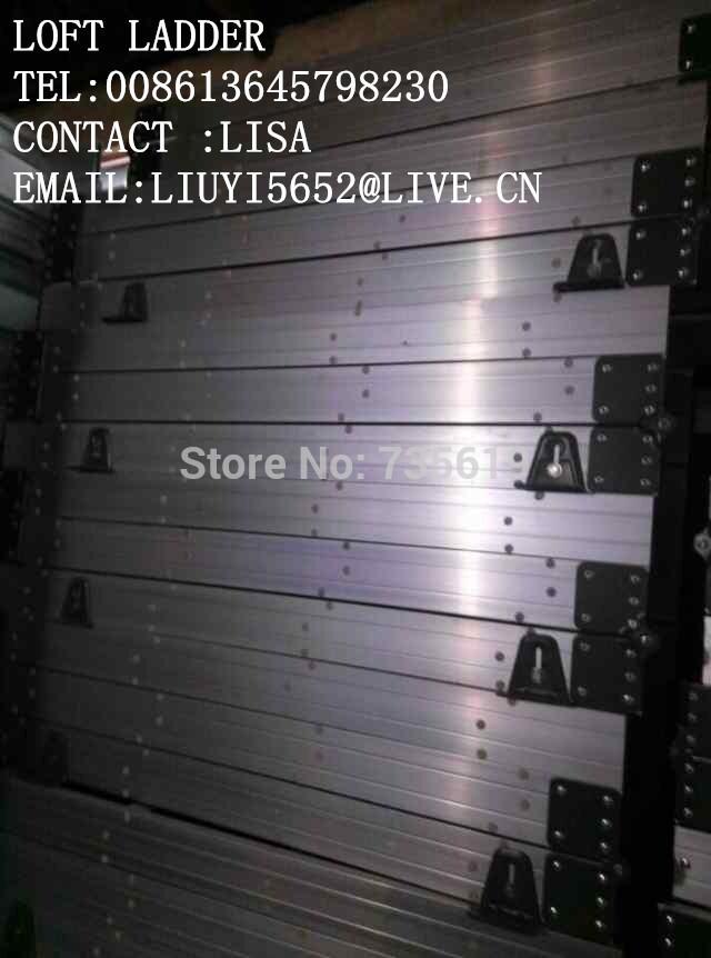 Ingrosso di alta qualità scale di alluminio loft da grossisti ...