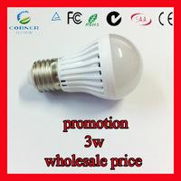 E27 AV220 3W Eenergy saving80% led bulb bubble ball lamp,clearance wholesale,free shipping
