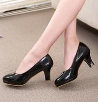 2014 New Arrived Women's Shoes Women Pumps Skin Bottom High heels Women Shoes High Heel Ladies Shoes
