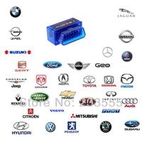 Mini ELM327 V1.5 OBD2 II Bluetooth Diagnostic Car Auto Interface Scanner HS