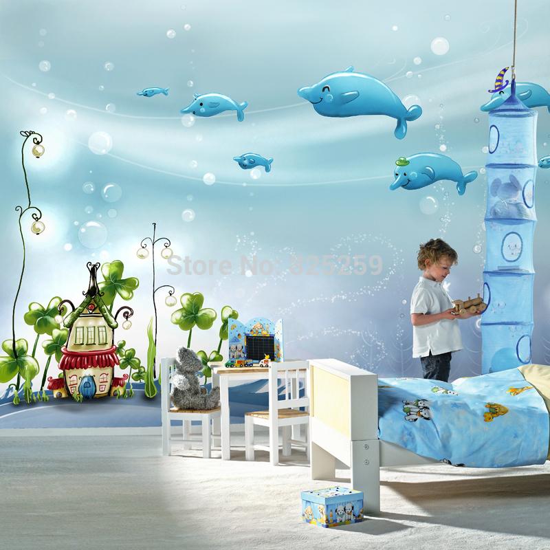 Online kopen wholesale blue boys room uit china blue boys room groothandel - Blauwe kamer kind ...