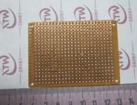 5x7cm bakelized universal board hole board experimental  bakelite  pcb board