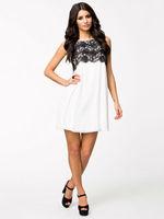 MC18002 Free Shipping New Fashion Big Discount White and Black Patchwork Women Summer Casual Club Mini Dress