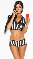 2014 south World Cup football baby clothes Brazil's female referees COS fission photo la-la-la under appeal