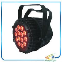 12X10W LED Par Light 120W RGBWA 5IN1 WATERPROOF PAR64 DMX PAR Stage Lighting