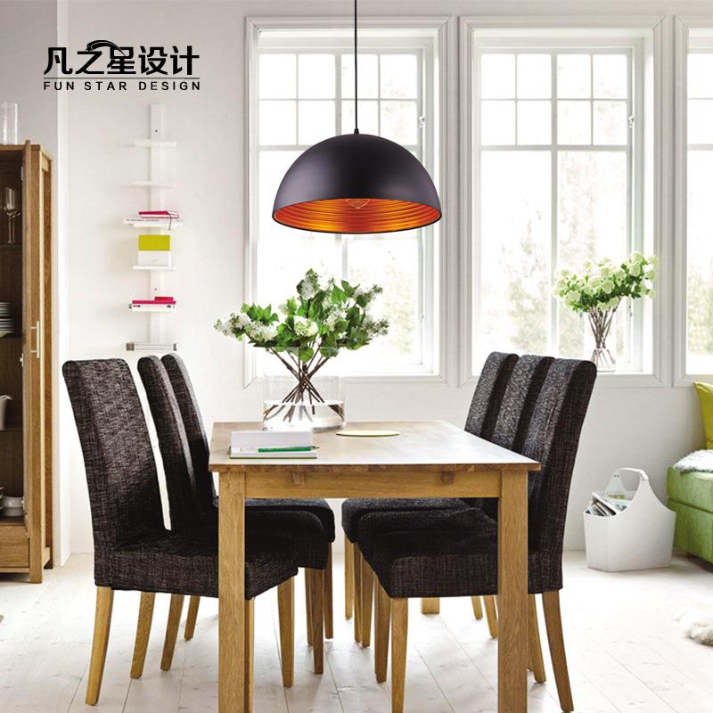ontwerper licht loft retro woonkamer kroonluchter verlichting westerse ...