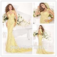 2014 New Arrival Mermaid Dresses Women Formal Elegant Party Dress Bodycon Bandage Evening Dresses Long Evening Gown