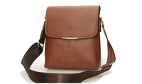 Classic Quality PU Leather Polo Men Messenger Bags New 2014 Spring -Summer, desigual Business Casual Ipad Holder