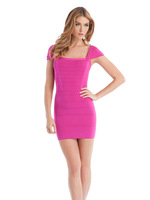 2014 Hot sell cheap bodycon women party bandage dress