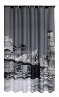 Free Shipping 180*180 New York Brooklyn Bridge Waterproof Shower Curtain 2012-379