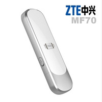 Unlocked ZTE MF70 TELSTRA 21.6M HSPA+ 3G WCDMA GSM USB Wireless Router + SIM Card Wifi Modem Mobile Broadband Hotspot Network