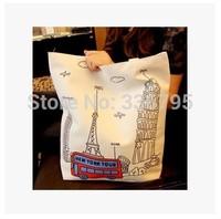 Free Shipping Hot Sale New 2014 Fashion Desigual Letter Casual Canvas Bag Character Women Handbag