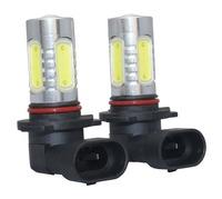 2 x H10/9145/9005/HB3Hi Power WHITE Cree LED Bulb 7.5W Fog Driving Lights Bulb Lamp