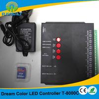 T8000c WS2811 WS2801 IC Digital Video programmierbar Pixel LED Controller