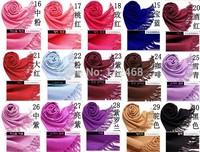 1PCS 70*200cm Solid colors pashimina copy scarf shawl  40colors available/ WJ-210