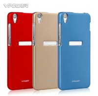 Lenovo S850 Vpower Luxury ultra-thin Case Hard Case Cover Red,Blue,Gold,White With Screen Protector Free shipping
