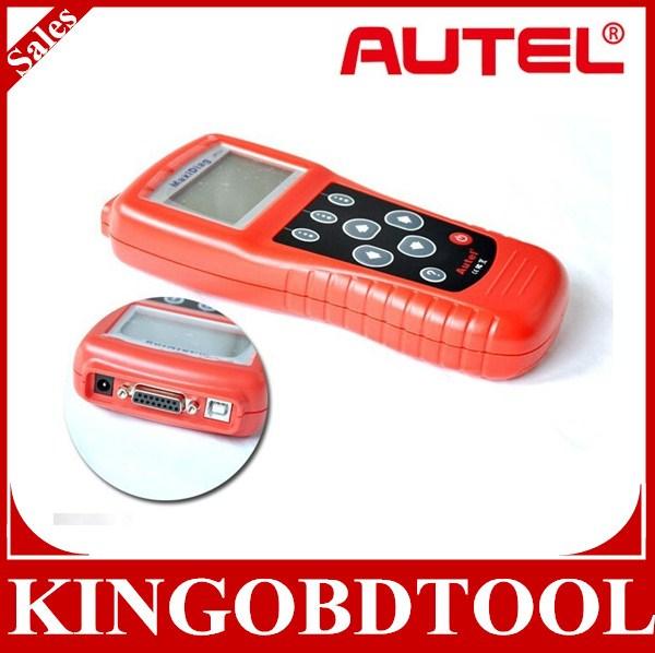 2014 free shipping via dhl universal autel maxidiag jp701 code scanner,high quality autel jp701,professional car diagnostic tool(China (Mainland))