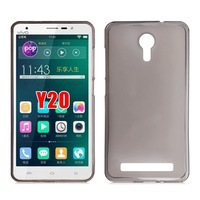 Free Shipping For vivo Y15T Y17T Y19T Y20 Silicone Case Jelly Case Pudding Transparent Soft