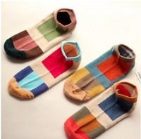 Free shipping 10pairs / lot 2014 new design fashion Personality and retro Cotton men's socks boat socks wholesale